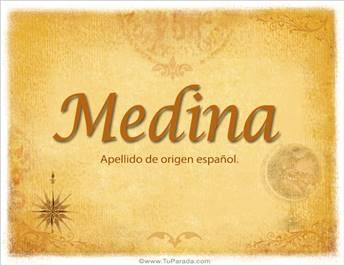 Origen y significado de Medina