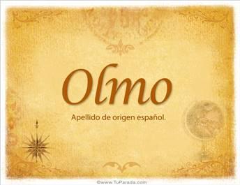 Origen y significado de Olmo