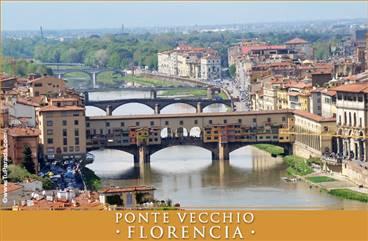 Foto del Ponte Vecchio - Florencia