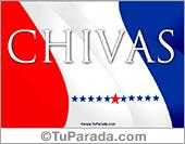Tarjeta de Chivas