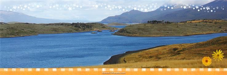 Foto de canales y mar