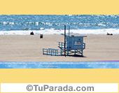 Foto mirando el mar