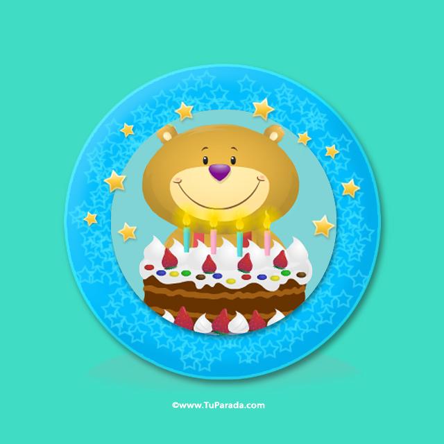 Saludo de cumpleaños