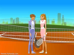 Imagen de tenis mujer