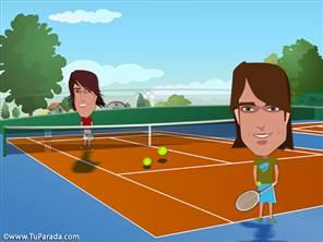 Imagen de tenis hombre