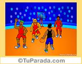 Imagen de basquet