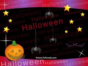 Tarjetas, postales: Imágenes para Halloween