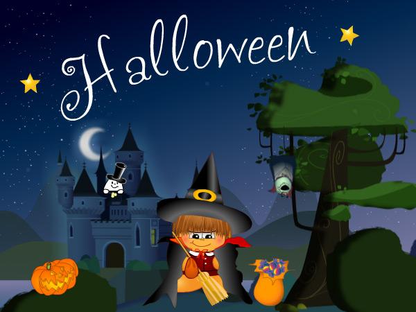 Imagen de disfraz de Halloween