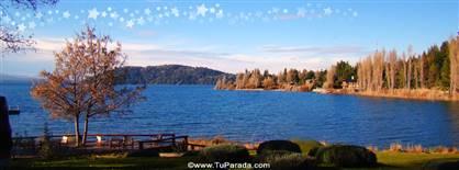 Foto de lago