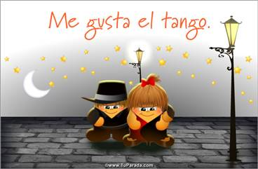 Me gusta el tango