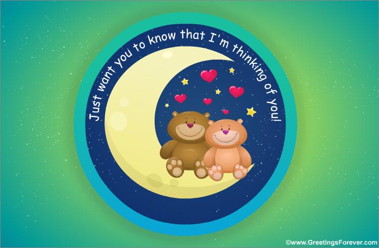 Ecard - Love bears free ecard