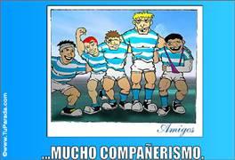 Tarjeta de rugby