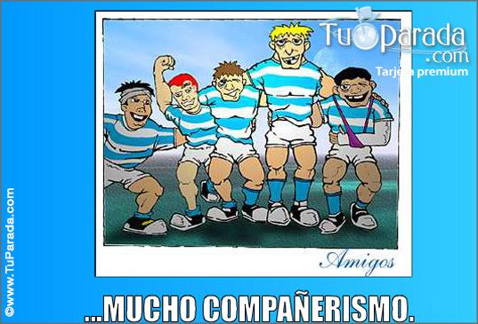 Tarjeta - Tarjeta de rugby