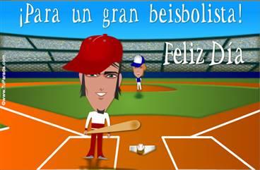 Tarjeta de beisbol