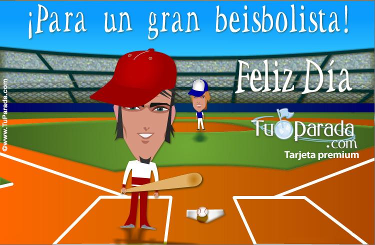 Tarjeta - Tarjeta de beisbol