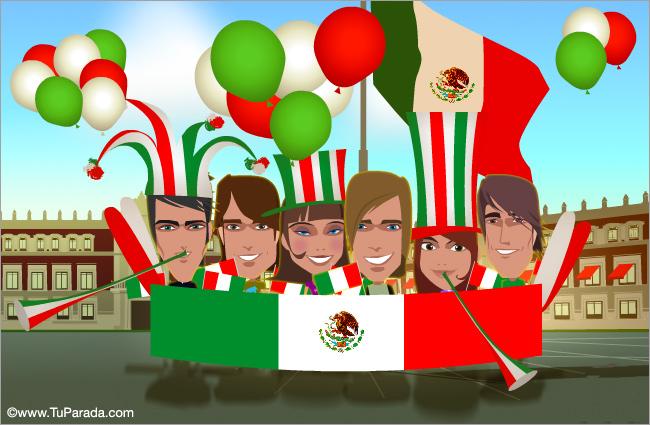 Tarjeta - México