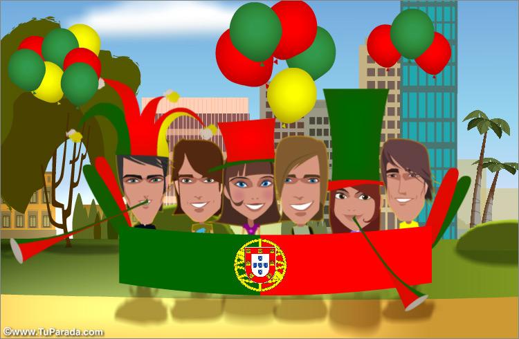 Tarjeta - Portugal