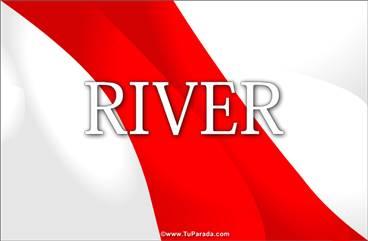 Tarjeta de River