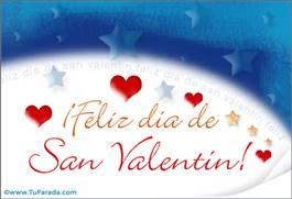 Feliz dia de San Valentin especial