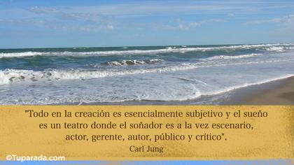 Tarjeta de Carl Jung