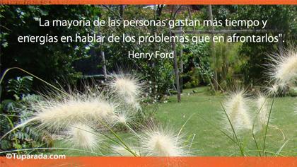 Tarjeta de Henry Ford