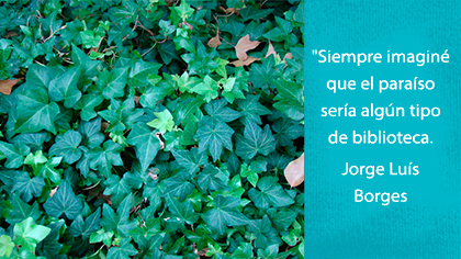 El paraíso según Borges