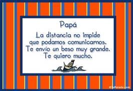 Papá...