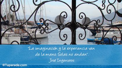 La imaginación y la experiencia