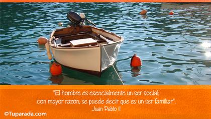 El hombre es un ser social