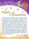 Leo con Acuario