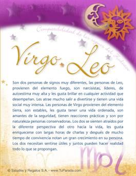 Virgo con Leo