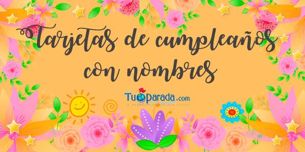 Tarjetas postales nombres tarjetas de cumplea os feliz - Feliz cumpleanos en catalan ...