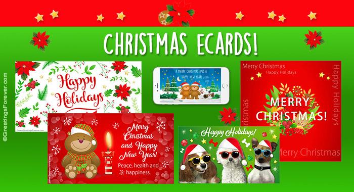 Christmas ecards!