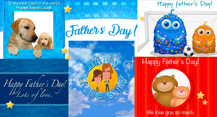 Father´s Day Ecards