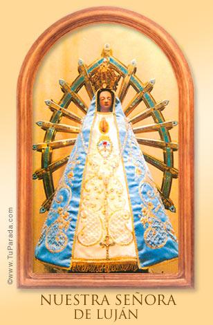Tarjeta - Nuestra Señora de Luján