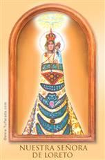 Nuestra Señora de Loreto.