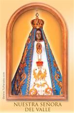 Nuestra Señora del Valle.