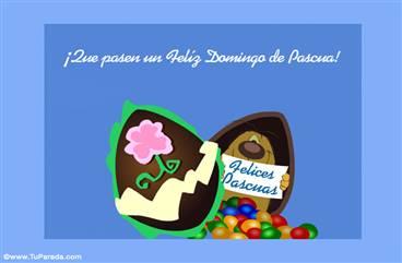 Feliz Pascua para todos.