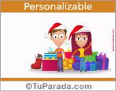 Crear tarjeta de Navidad