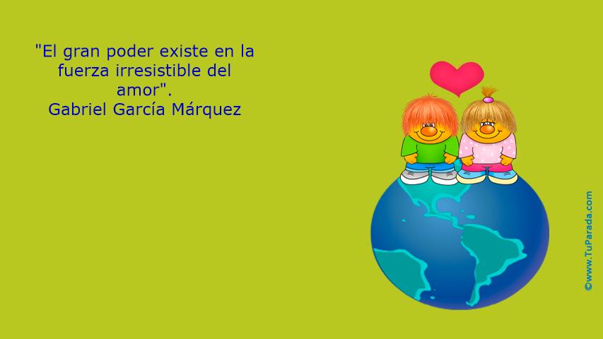 Gabriel Garcia Marquez Frases Celebres Tarjetas