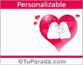 Crear tarjeta de San Valentín