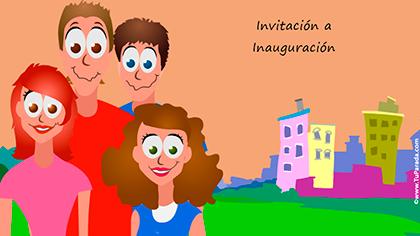 Crear tarjeta de Invitaciones