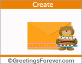 Create Invitations ecard