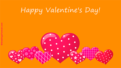 Create Valentine's Day ecard