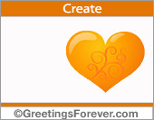 Create Valentine's Day ecard