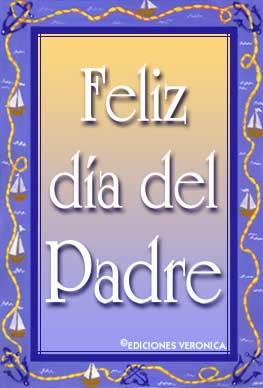 Tarjeta - Día del padre