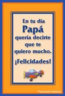 En tu día papá