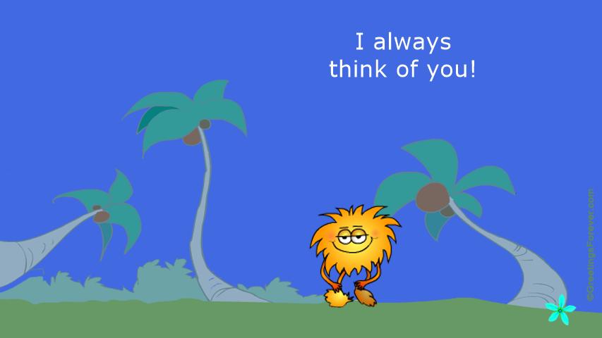 Ecard - I always...
