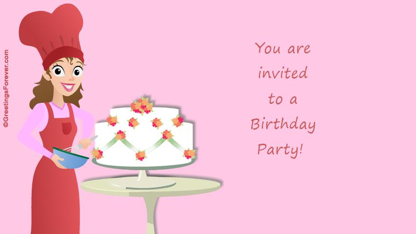 Ecard - You are invited