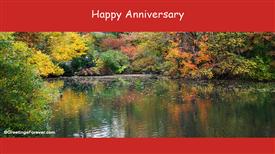 Anniversary ecard